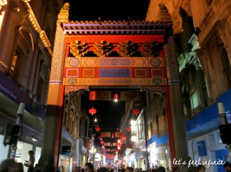 Melbourne - China Town