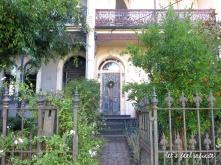Melbourne - Fitzroy - Frontdoor