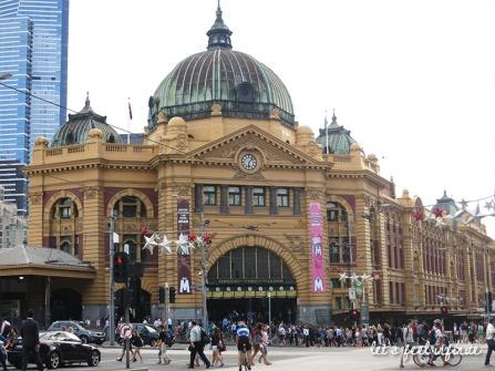 Melbourne - Flinder Street
