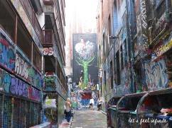Melbourne - Hozier Lane 2
