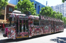Melbourne - Pretty trams