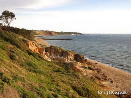 Melbourne - Sandringham Beach