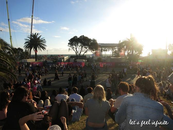 Melbourne - St Kilda Festival 1