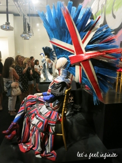 Jean Paul Gaultier - Melbourne's Exhibition 4