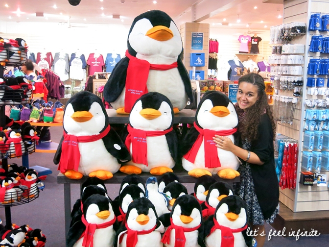 Phillip Island - Penguin shop