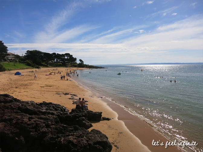 Phillip Island - Plage