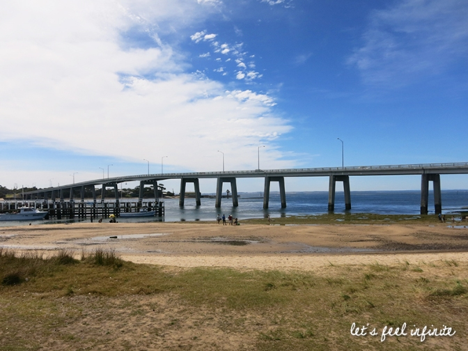 Phillip Island - the bridge
