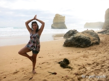 Great Ocean Road - Gibson Steps Maud Yoga