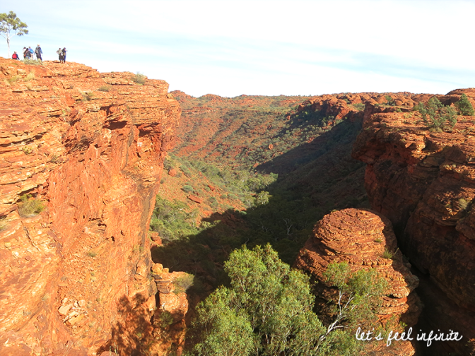 Red Center - King's Canyon 4