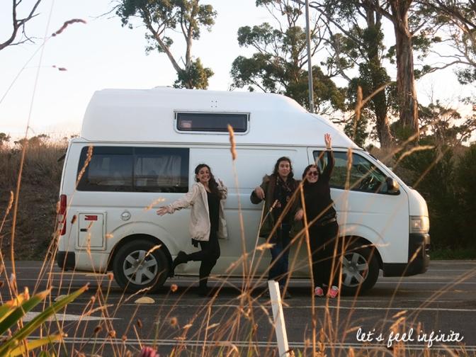 Tasmanie - Road Trip en van
