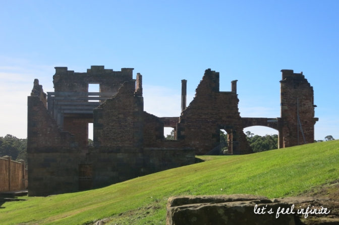 Ruines de Port Arthur, Tasmanie