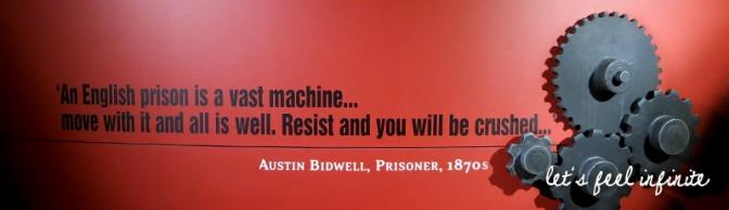 Quote of a prisonner of Port Arthur, Tasmania