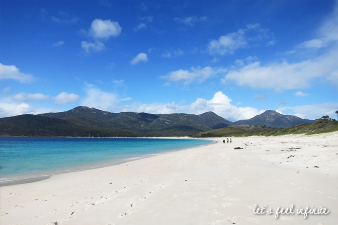 Tasmanie - Wineglass Bay 1