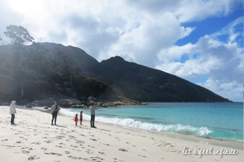 Tasmanie - Wineglass Bay 2
