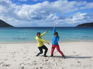 Tasmanie - Wineglass Bay 3