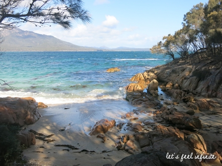 Tasmanie - Wineglass Bay Circuit 10