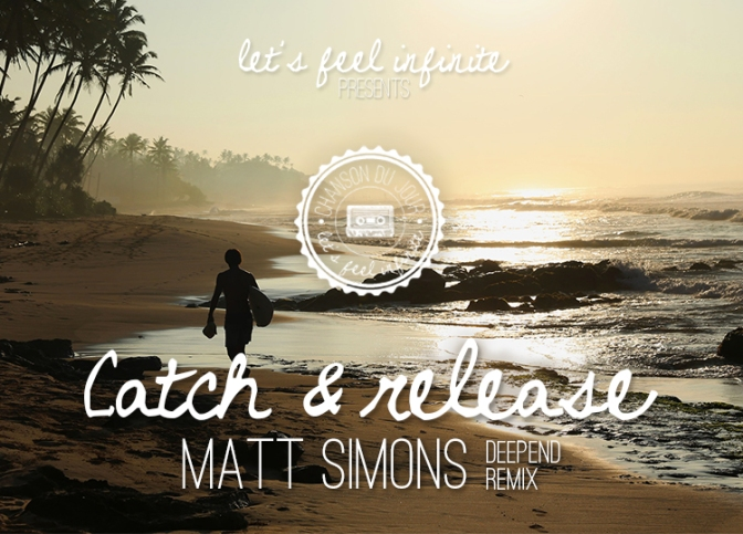 Image Catch & Release - Matt Simons (Deepend remix)