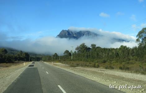 En route vers les montagnes