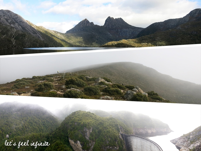 Tasmanie : Cradle Mountain, Mt Rufus and Strathgordon