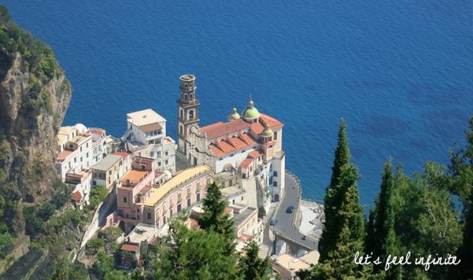 Chiesa di Santa Maria Maddalena (vue depuis le Belvedere)