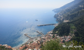Amalfi - View from Belvedere viewpoint