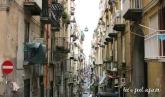 Naples - Ruelle du quartier espagnol