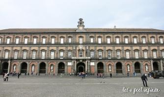 Naples - Palazzo Reale