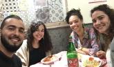 Naples - Diner au coeur du quartier espagnol