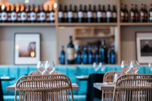 Les vins de Pratolina, restaurant italien à Paris