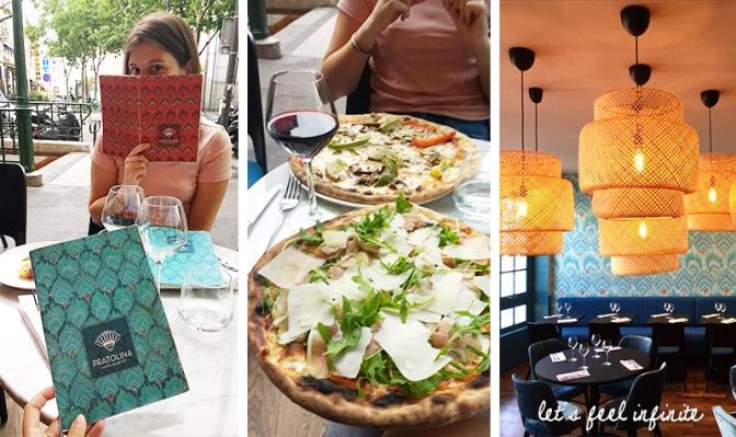 Restaurant Pratolina à Paris Bonne Nouvelle