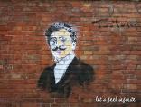 Trastevere - street art
