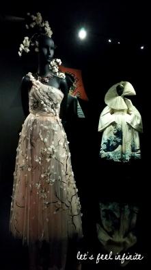 Christiant Dior couturier du reve - Expo 2