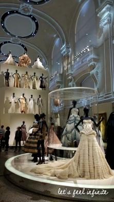 Christiant Dior couturier du reve - Expo 3