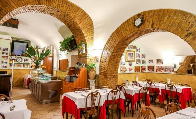 Restaurant Trattoria Antica Boheme à Rome