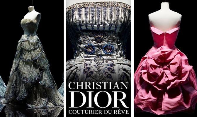 Exposition Christian Dior, couturier du rêve aux Arts Décoratifs